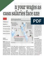 Cash Salary problem in oman