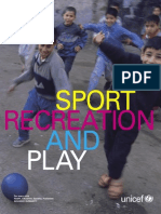 Sport and Recreation