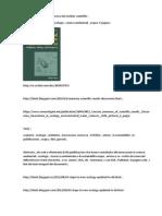 In Italian. Sintesi molto concisa dei risultati scientifici . Scoperte , innovazioni in ecologia , scienze ambientali , acqua. 4 pagine