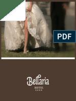 Bellaria. Brosura Evenimente Personale