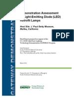 LED investigations