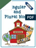 Singular and Plural Noun Activities