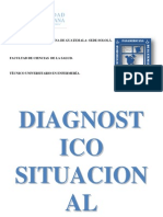 Diagnostico Situacional de Cuilapa Santa Rosa 2013