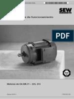 Betriebsanleitung Motor (SP)