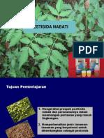 Pestisida Nabati