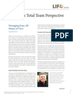 Total Team Perspective