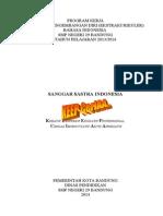 Program Kerja Ekskul Bind 2013-2014