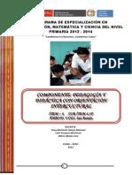 Modulo Pedagogia y Didactica Matematica