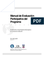 CRS_MAnual de Evaluacion Participativa