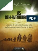 Livro eBook as Bem Aventurancas