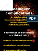 2854Pacemaker Complications