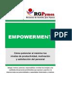 Rgpymes Curso Empowerment