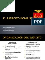 EL EJÉRCITO ROMANO.ppt