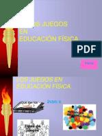 Actividades+Recreativas+Educacion+Fisica+
