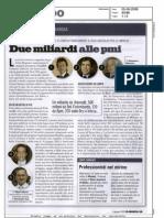 Professionisti nel mirino (Il Mondo, 05/06/2009)
