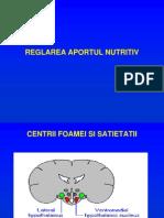 REGLAREA APORTUL NUTRITIV