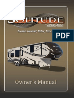 Solitude Owner Manual Rev0613