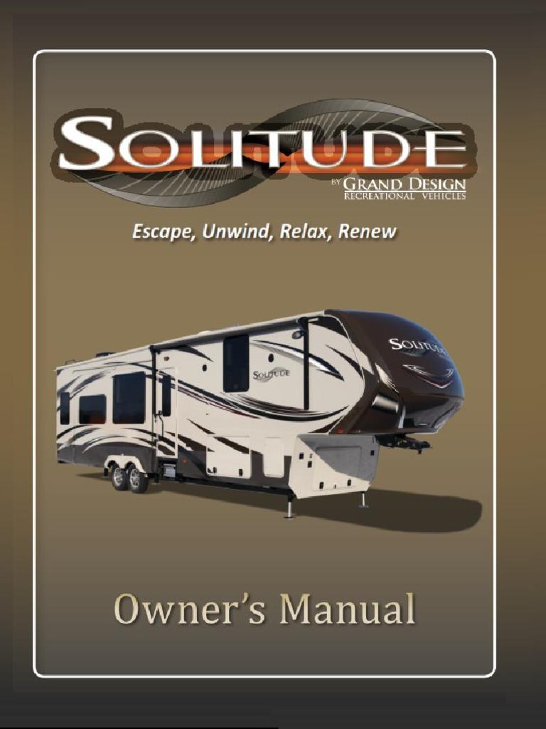 Grand design solitude problems - Grand Design Solitude Problems 55