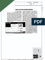 Webank, bond con la best execution dinamica (MF, 21/07/2009)
