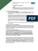 SHTCA Industry Placement Handbook-Updated
