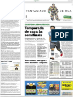 Coluna Panorama Esportivo MAR_1_2014