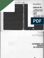 Caderno de Muros de Arrimo - Antonio Moliterno.pdf