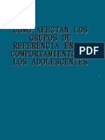 MARKETING ONLINE - GRUPO DE REFERENCIA
