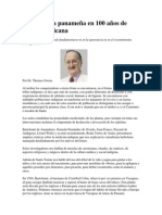 La medicina panameña en 100 años de vida republicana, por Thomas Owens.docx