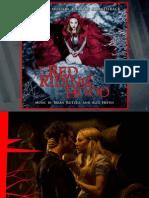 Digital Booklet - Red Riding Hood (Original Motion Picture Soundtrack)