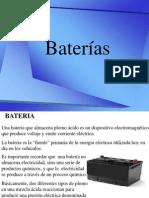 6. Baterías