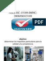 NMX-EC-15189-IMNC-2008
