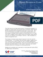 CKC 1U Rackmount Keyboard