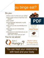 Do You Binge Eat