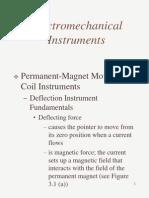 Electromechanical Instruments