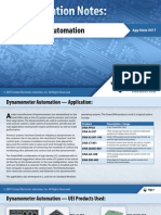 Dynamometer Automation