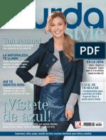 revista Burda Style españa enero 2011