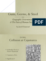 Guns, Germs, & Steel