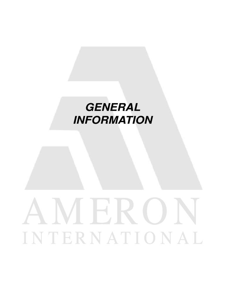 Ameron Catalog Pipe Fluid Conveyance Fiberglass
