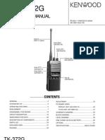 TK372G free manual tecnico