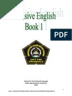 Tutorial Book 1