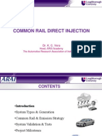 4. Common Rail Direct Injection