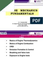 8. Engine Mechanics Fundamentals
