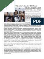 La política china del hijo único extinguió a 400 millones de personas