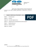 Propuesta inicial del Acuerdo Transatlántico de Comercio e Inversiones de la Unión Europea