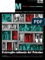 Rem-Ricerca Esperienza Memoria - Periodico culturale pensato e scritto tra l'Adige e il Po
