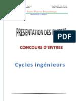 Presentation Filieres INP-HB