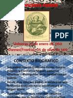 San Vicente Ferrer Diapositivas