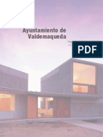 Paredes Pedrosa Biblioteca Val de Maqueda