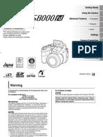 Finepix s8000fd Manual 01