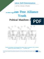 EFAy Manifesto 2014